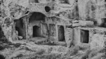 Paphos Zypern Tombs