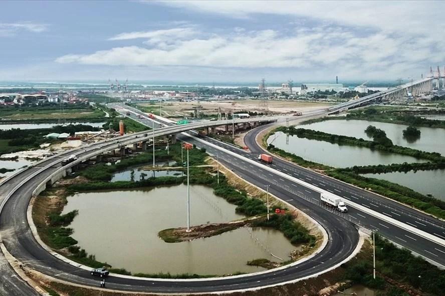 Halong- Hai Phong highway