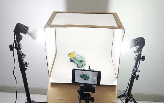Tutorial Membuat Mini Studio