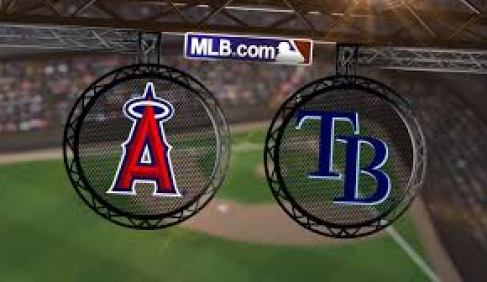 Angels at Rays