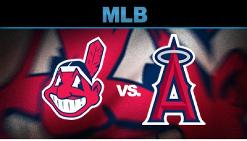 Indians at Angels