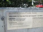 Olympic Sculpture Walk
