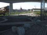 Under-Zakim park/