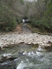 Meigs creek falls