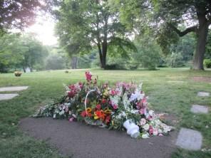 recent funeral