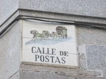 visual street signs