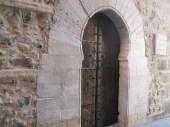 oldest door in Madrid