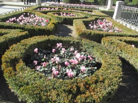 gardens in Orient Plaza