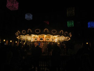 Mayor carousel