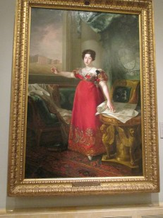 queen Isabella by Lopez