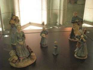 Barcelona nativity characters