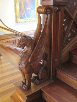 griffin staircase