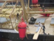Titanic coffins, burial at sea