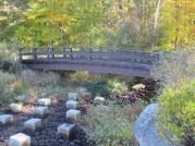 bridge below dam