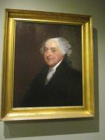 Gilbert Stuart's John Adams