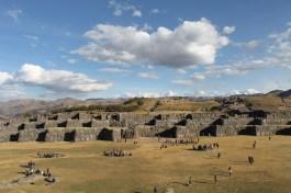 Beautiful sights in Cusco