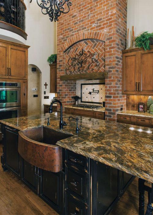 Granite Kitchen Countertops Columbus Ohio