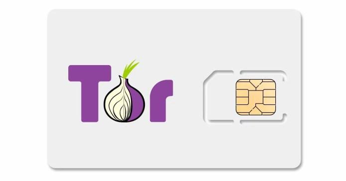Anonimato y Seguridad, crean una tarjeta SIM que conecta con la red Tor
