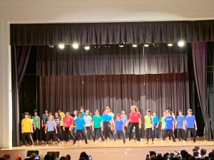 6th Grade Dance Performance 8