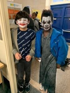 Halloween Creepy Kids