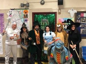 Halloween Wizard of Oz 2