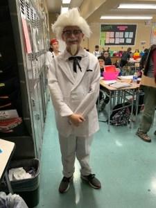 Halloween Col. Sanders