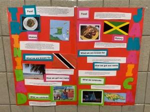 Cultural Posters - Trinidad & Jamaica