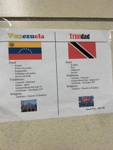 Cultural Posters - Venezuela & Trinidad