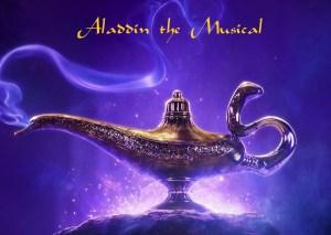 Aladdin the Musical Sign