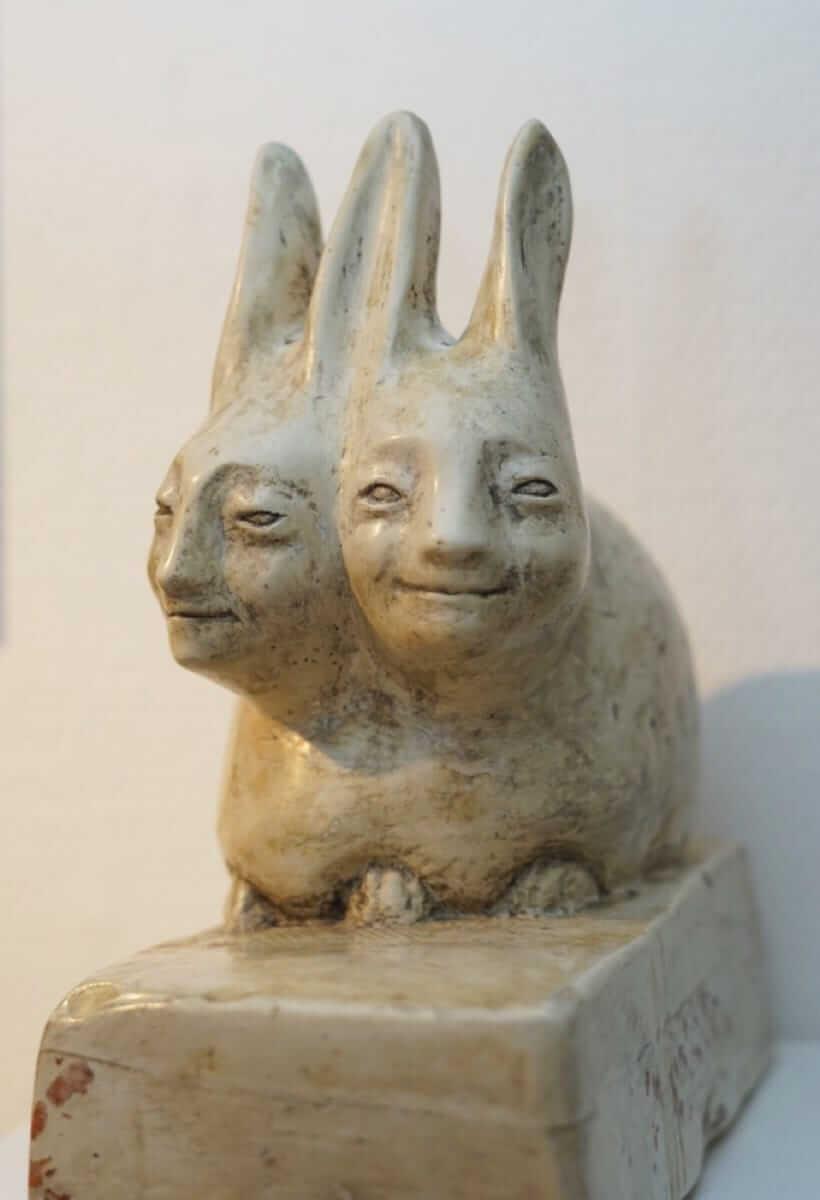 Skulptur av Diana Andersson
