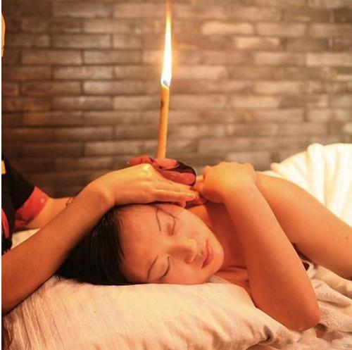 ear candle öronljus hur man använder