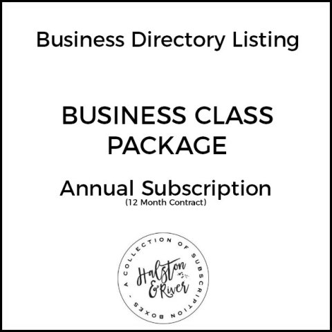 business class business directory listing package 12 month