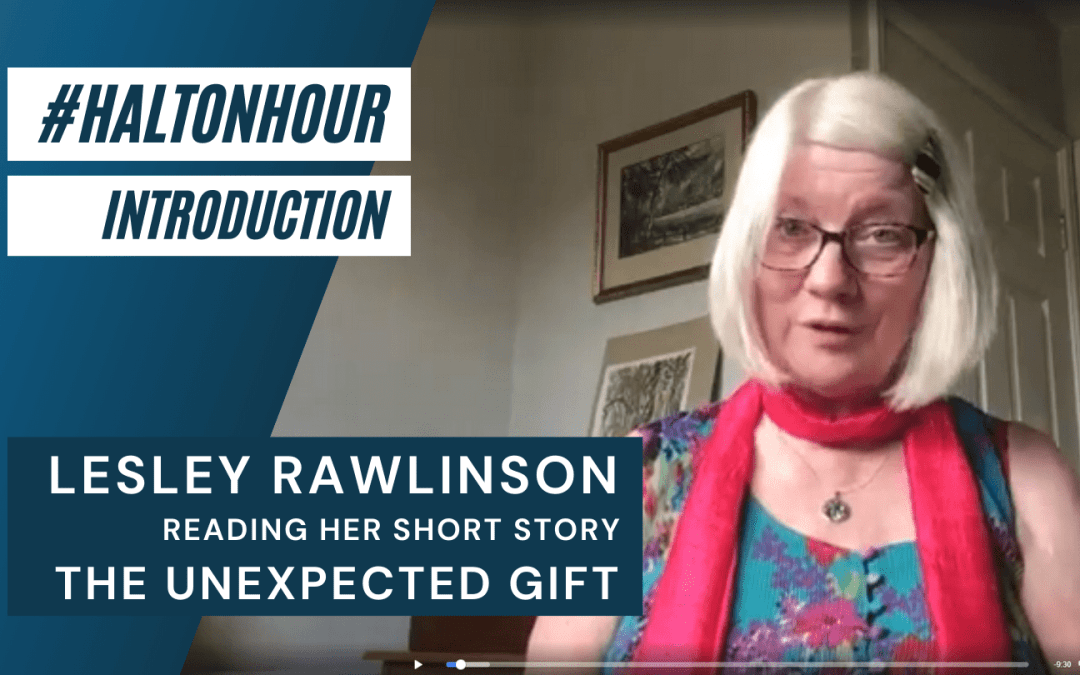 Author Lesley Rawlinson Reads The Unexpected Gift