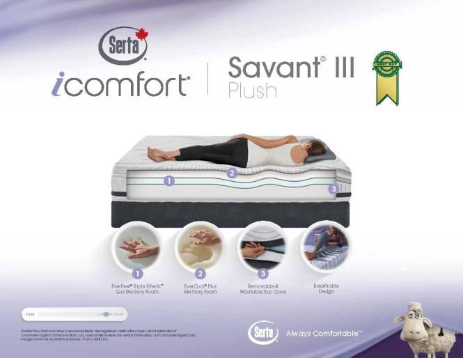 Icomfort Mattrass S
