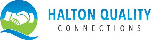 Halton Quality Connections Header