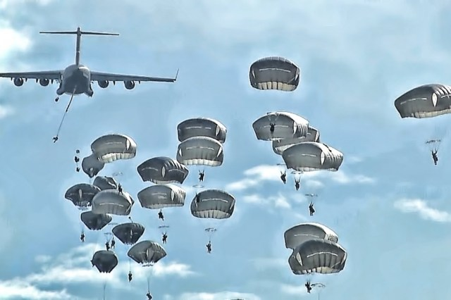 BREAKING NEWS: 4,000 paratroopers Ordered to prepare for rapid deployment to Middle East