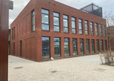 Den Haag   Britisch School Fase 1