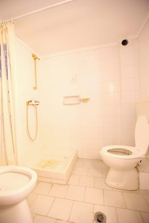 August toilet