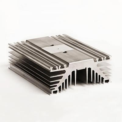 Extruded Aluminium HeatSink  HOONLY Aluminium Profile