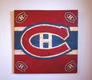 CUSTOM MONTREAL CANADIENCS