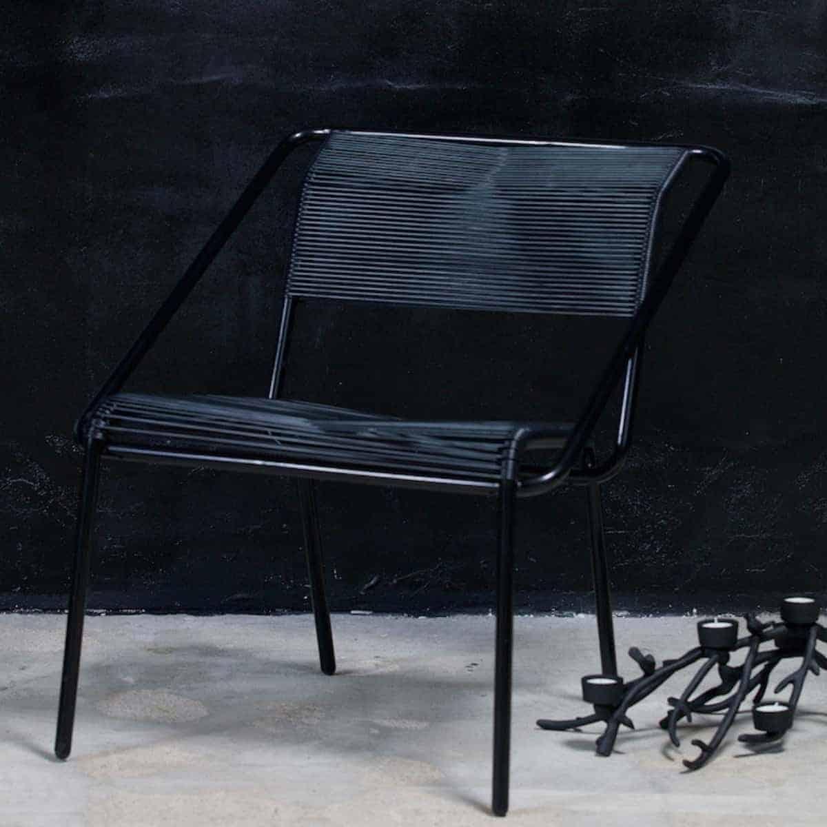 Scandinavische fauteuil  BePureHome Wisp binnenbuiten