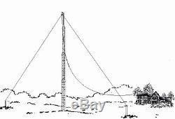 Bushcomm SWC100 Single Wire Broadband HF Radio Antenna 3
