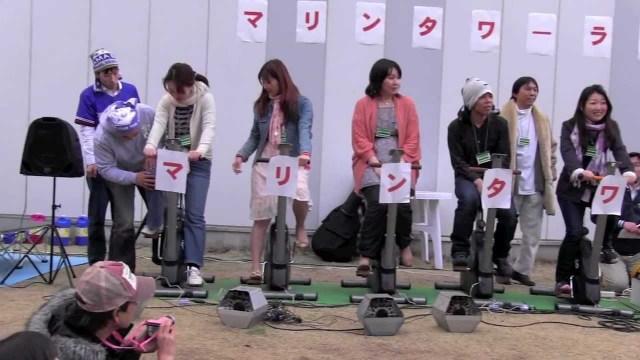 2012/04/01 ハマのトウダイ 「マリンタワーライトアップ大作戦」