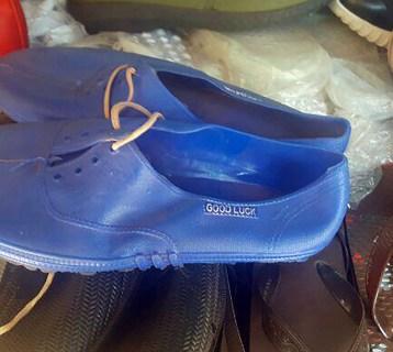 chaussure peulh berger  fulani