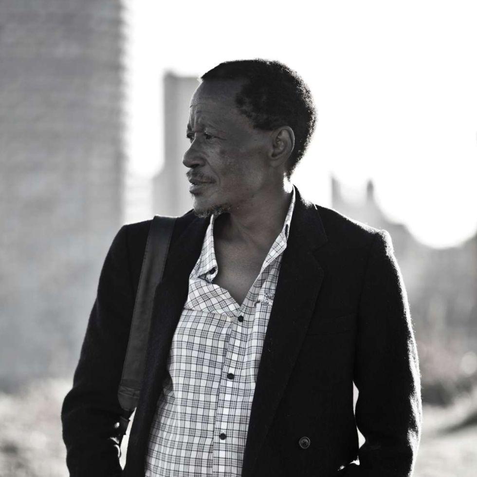 le photographe Santu Mokofeng