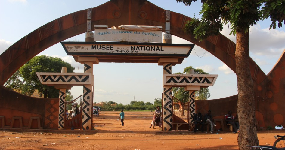 musée national burkina faso