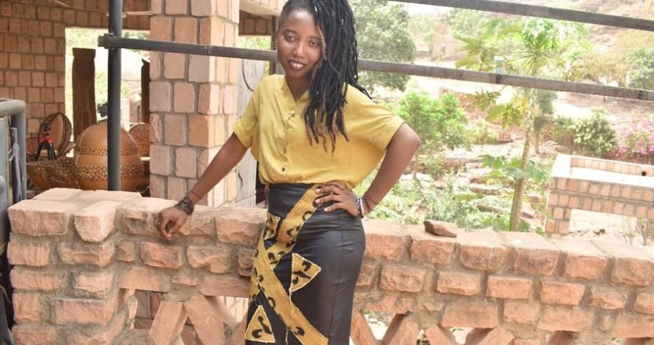 Farafinna designe tissus malien