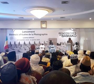 Lancement Biennale Bamako
