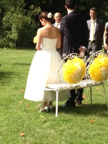 La cérémonie mariage laïque by hamadryades