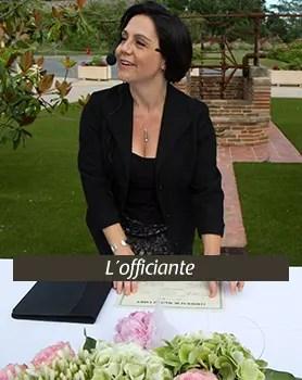 Elisabeth Casasus Officiante cérémonie mariage laïque by hamadryades